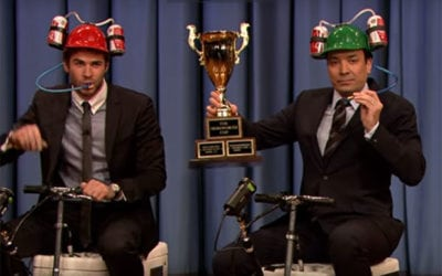 Cooler Scooter® Race with Jimmy Fallon