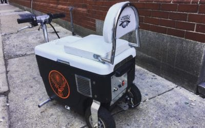 Eagles fan's Cruzin Cooler